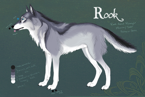 Rook Reference by scarygoround