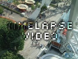 Timelapse London Eye - VIDEO by infiltrator