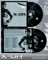 X-OR DVD Cover by archnophobia