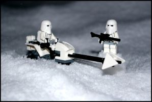 Lego Star Wars Snowtrooper by Shoorty87