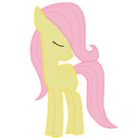 Young Fluttershy by Noah-x3