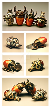 Beetle Toys Series 1 by EatToast