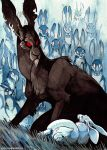 The Black Rabbit of Inle by weremagnus