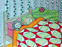 Sleepovers by Lou-in-Canada