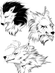 Sketches Part 2 by ArthasElric