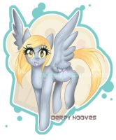 Derpy Hooves by Soul-Soar