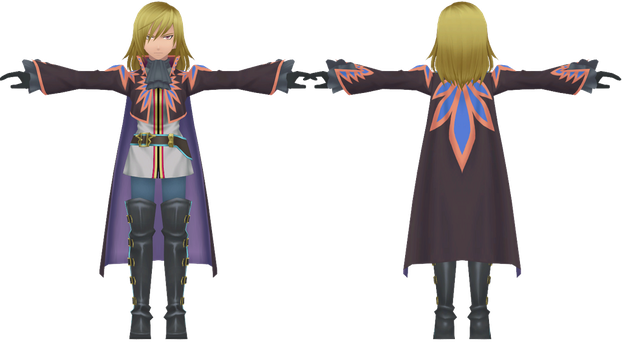 [Tales of Graces f] Richard by PriChama