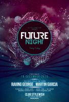 Future Night Flyer by styleWish