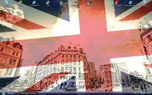 london desktop by Morrygan
