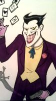 Joker by aestheticsadism