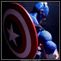 Captain America by soundwave3387