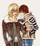 Mello and Metto by Hani7