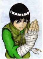Rock Lee [3] by reetab