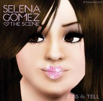 Selena Gomez - Kiss And Tell (Sims 3 Variation) by mcrfreek89