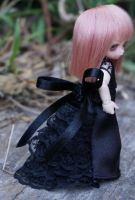 Pukipuki Victorian Gothic outfit by rhiella