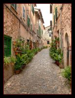 Charming Streets Of Valldemossa - Mallorca - 1 by skarzynscy