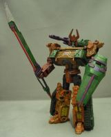 Classics Bludgeon 2 by Shinobitron