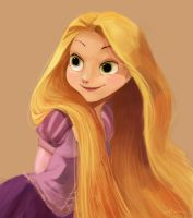 Rapunzel by amy30535