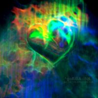 Refracted Love... by goRillA-iNK