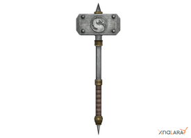 Mk vs DC - Wrath Hammer by deexie
