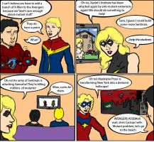 Avengers: The Mutant Problem by magickmaker