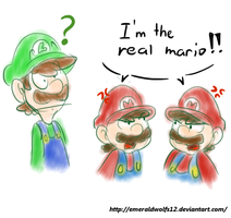 Which mario by MariobrosYaoiFan12