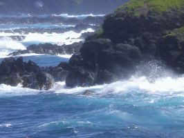Hana Bay Spray by Marilyn958