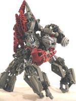 Lego bionicle grunt- Stroll by retinence