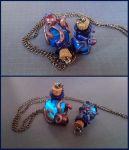 Octopus charm bottles by Trillink