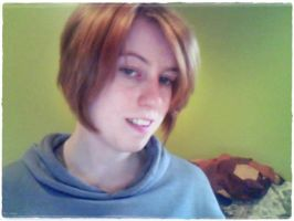 New haircut by restlesswillow
