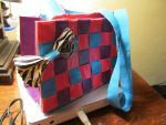Duct Tape Purse by SharpieObsessed