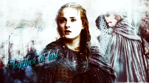 GoT // Together at last by ArdenD83