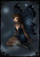 Dark fairy 8 by vigiegirl984