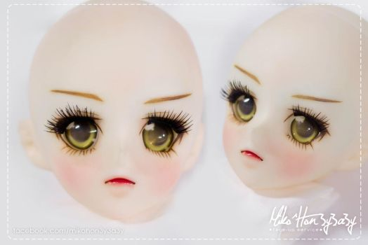 Faceup 33 - DDH-02 by MikoHon3y3a3y