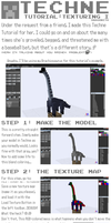 Techne Tutorial: Texturing I by Dragonith