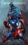 Stars and Stripes by TimareeZadel