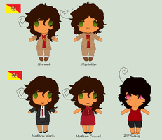 APH - Updated Sicily by SimplySweetly