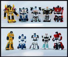 Autobot Size Comparison by The-Starhorse