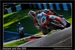 Haslam and the 999 by Andrew-and-Seven