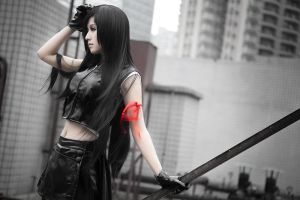 Final Fantasy VII - Tifa Lockhart(2) by wooshiyong