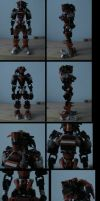 bionicle: ultimate kria by CASETHEFACE