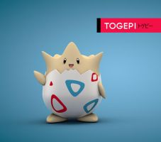 Togepi by eslib