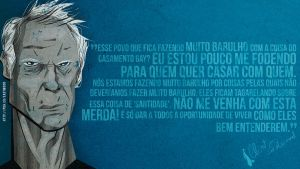 Clint Eastwood by Felipefr