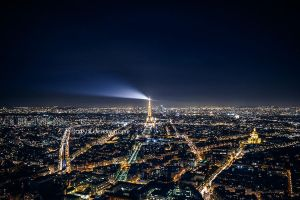 Paris - City by DarkSaiF