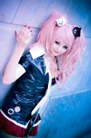Danganronpa - Junko Enoshima Cosplay by Alocy