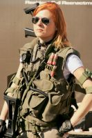 Lucca Comics Resident Evil 02 by Agtpunk