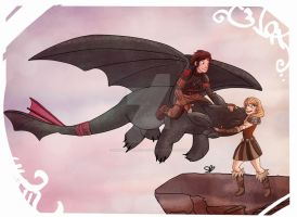 Httyd by demonic-black-cat