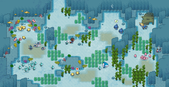 NEW Undersea Tiles! by Kyle-Dove