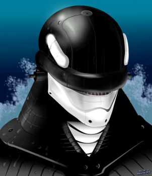 Orca Exo-Suit by The-G-Dreamer