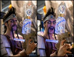 SMOOTH - Draven League of Legends Cosplay by Leon by LeonChiroCosplayArt